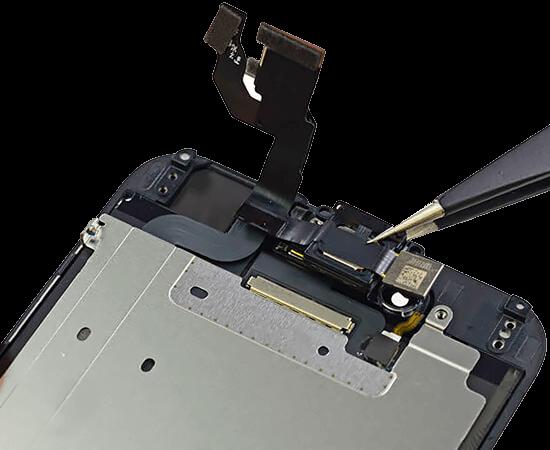 Чистка динамика Huawei
