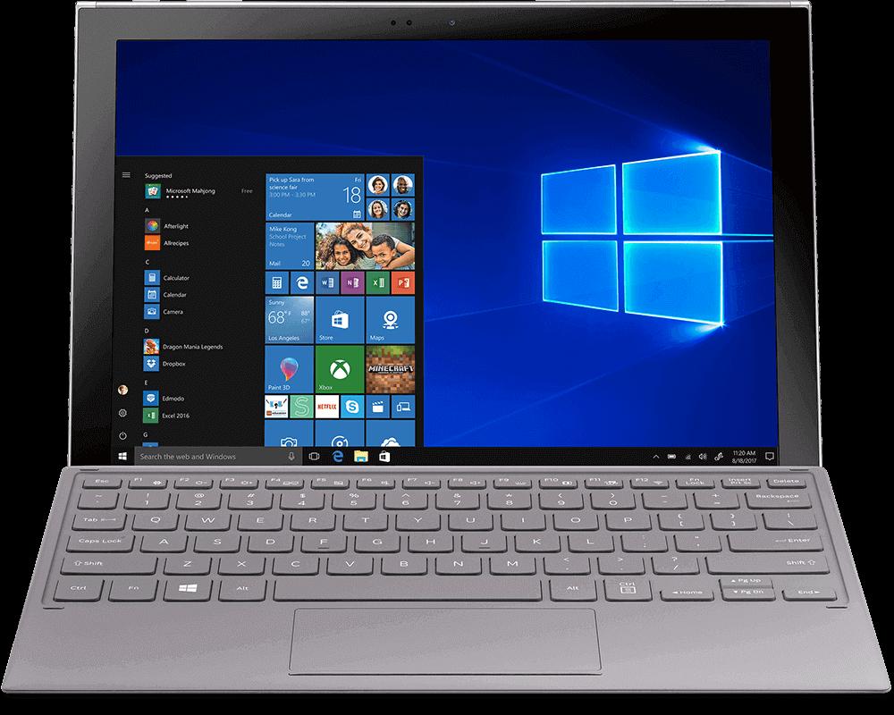 Настройка Windows ноутбуков Huawei