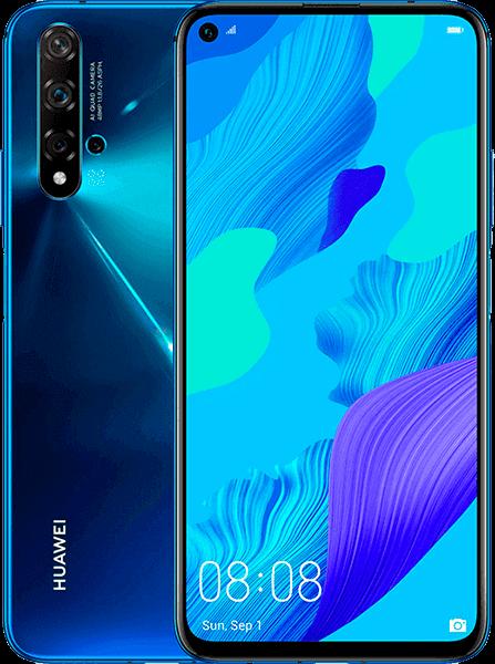 Перепрошивка смартфонов Huawei