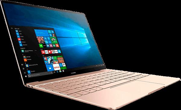 Ремонт ноутбуков Huawei Matebook