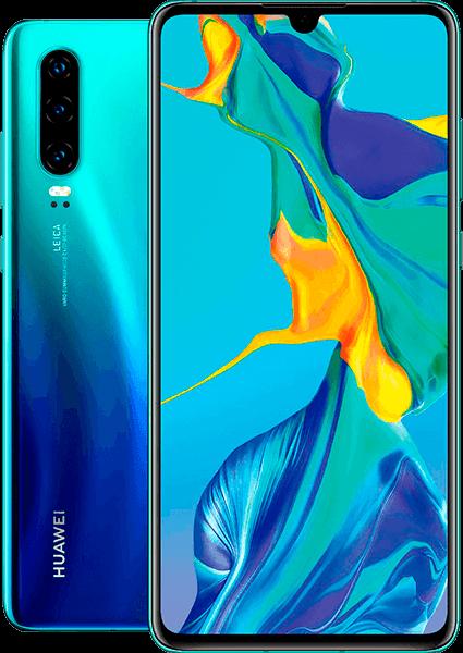 Ремонт смартфона Huawei P30