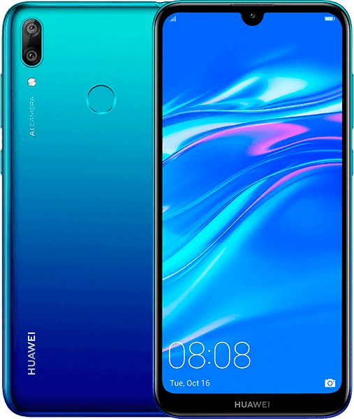 Ремонт смартфона Huawei Y7 (2019)