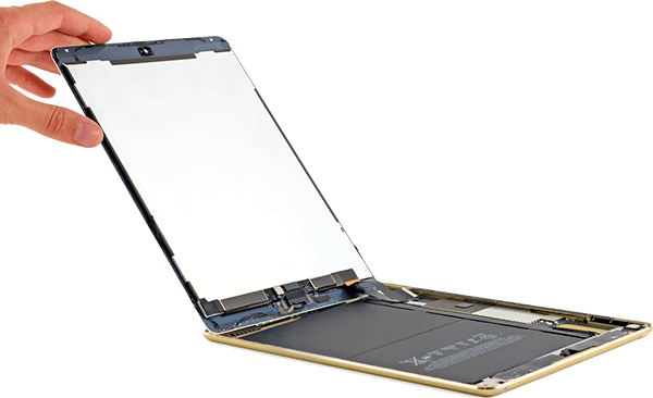 Ремонт тачскрина планшета Huawei T3