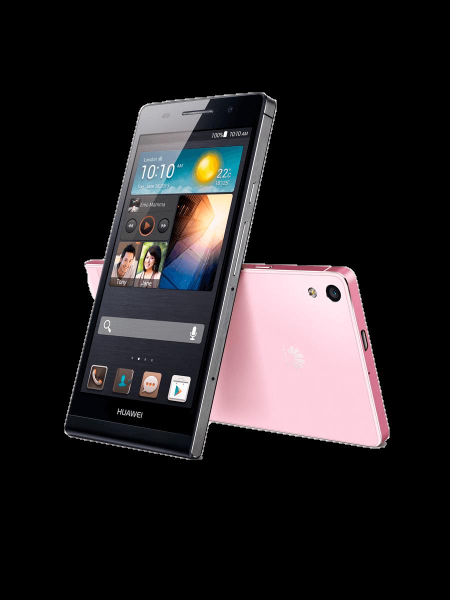 Ремонт смартфона Huawei Ascend P6
