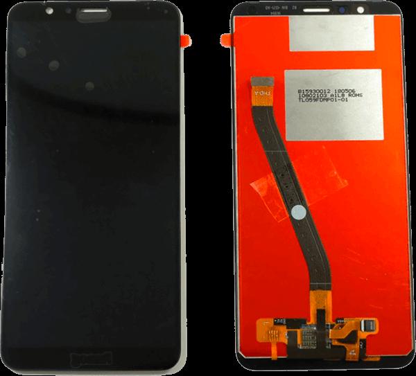 Замена дисплея в смартфоне Huawei