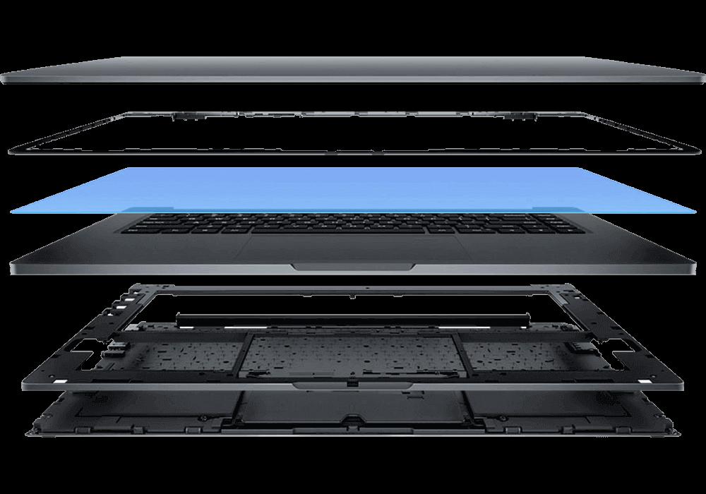Замена процессора ноутбука Huawei