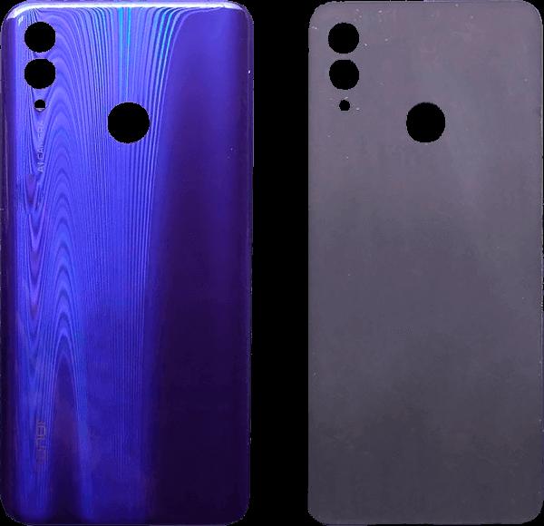 Замена задней крышкив смартфоне Huawei