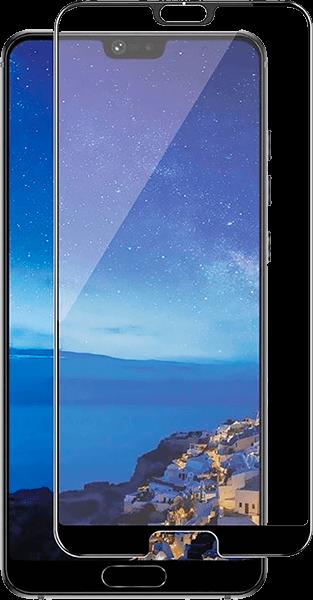 Замена защитного стеклав смартфоне Huawei